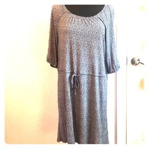 Soft rayon summer dress